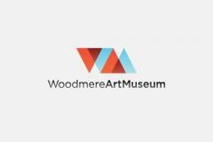 Woodmere Art Museum Branding
