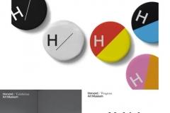 Harvard Art Museum Branding